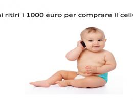 E' GIA' CORSA AL BONUS ASILO DI 1.000 EURO: ECCO COME AVERLO