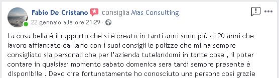 Fabio De Cristano - TEST