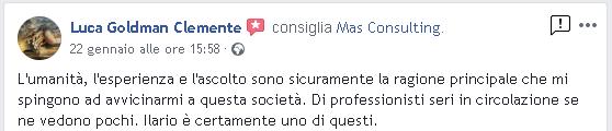 Luca Goldman Clemente - TEST